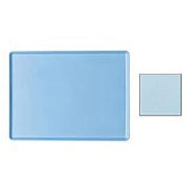 "Cambro 1520D177 - Tray Dietary 15"" x 20"", Sky Blue - Pkg Qty 12"