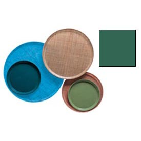 """Cambro 1600119 - Camtray 16"""" Round,  Sherwood Green - Pkg Qty 12"""