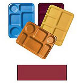 """Cambro 1220D414 - Tray Dietary 12"""" x 20"""", Teal - Pkg Qty 12"""