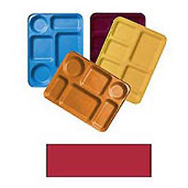 "Cambro 1220D537 - Tray Dietary 12"" x 20"", Cameo Yellow - Pkg Qty 12"
