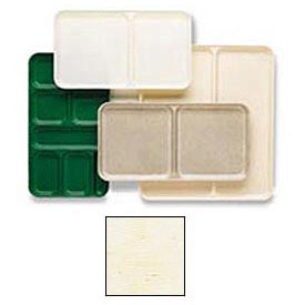 "Cambro 1418D526 - Tray Dietary 14"" x 18"", Galaxy Antique Parchment Gold - Pkg Qty 12"