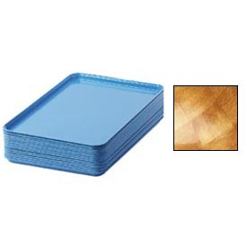 "Cambro 1826302 - Camtray 18"" x 26"" Rectangular,  Light Basketweave - Pkg Qty 6"