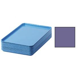 "Cambro 1826551 - Camtray 18"" x 26"" Rectangular,  Grape - Pkg Qty 6"