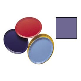 "Cambro 2500551 - Camtray 19"" x 24"" Oval,  Grape - Pkg Qty 6"