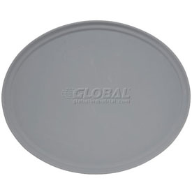 Cambro 2700107 - Camtray 22 x 26 Oval,  Pearl Gray - Pkg Qty 6