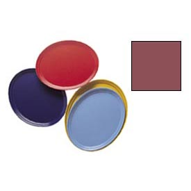 Cambro 2700410 - Camtray 22 x 26 Oval,  Raspberry Cream - Pkg Qty 6
