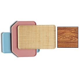 Cambro 3046309 - Camtray 30 x 46cm Metric, Java Teak - Pkg Qty 12