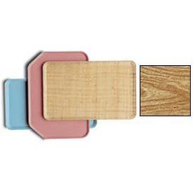 Cambro 3253307 - Camtray 32 x 53cm Metric, Light Elm - Pkg Qty 12