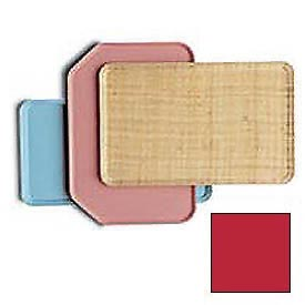 Cambro 3343521 - Camtray 33 x 43cm Metric, Cambro Red - Pkg Qty 12
