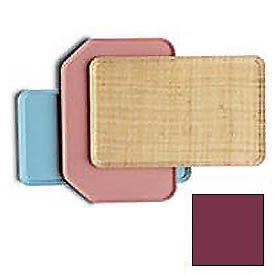 Cambro 3343522 - Camtray 33 x 43cm Metric, Burgundy Wine - Pkg Qty 12