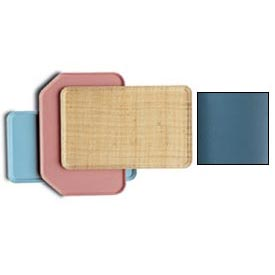 Cambro 3753414 - Camtray 37 x 53cm Camtray, Teal - Pkg Qty 12