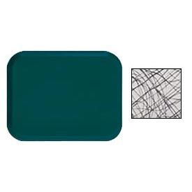 Cambro 810277 - Camtray 8 x 10 Rectangle,  Swirl Gray
