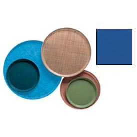 "Cambro 900123 - Camtray 9"" Round,  Amazon Blue - Pkg Qty 12"