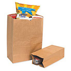 "Pint Grocery Bag 3-3/4""W x 2-1/4""D x 11-1/2""H 4,000 Pack"