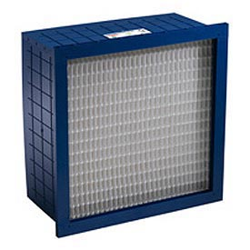 "Purolator® 5370170971 Dominator High Efficiency Filter Rigid Box Filter 20""W x 24""H x 4""D - Pkg Qty 3"