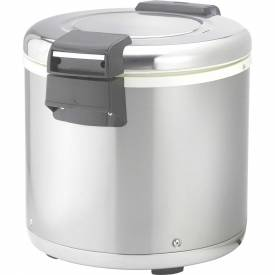 Winco RW-S450 Electric Rice Warmer, 100 Cup