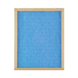 "Purolator® 5038901308 F312 Std1 Fiberglass Disposable Throwaway Panel Filter 14""W x 24""H x 1""D - Pkg Qty 12"