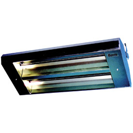TPI 30° 2-Lamp Symmetrical Infrared Heater 34230TH240V - 5000W 240V Brown