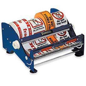 Multi Roll Table Top Label Dispenser 12""