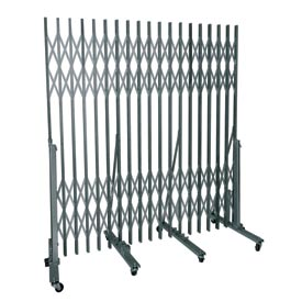 Superior Heavy-Duty Portable Gate - 13' to 18' Openings