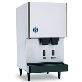 Hoshizaki DCM-270BAH-OS - Opti-Serve Ice & Water Machine/Dispenser, LED Sensors