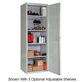 Hallowell HTC822-1AS-PL SecurityMax High Security Solid Welded Locker - 18x22x72