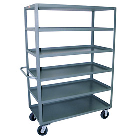 Jamco 6 Shelf Stock Truck CF360 30 x 60