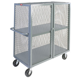 Jamco 2 Shelf Mesh Truck VB460 - 36 x 60