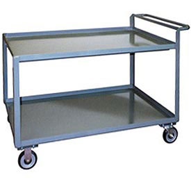 Jamco High Handle Service Cart SG448 1200 Lb. Capacity 36 x 48