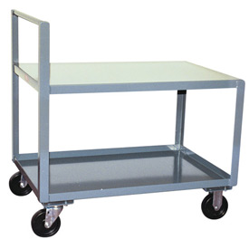 Jamco Straight Handle Low Profile Cart SH336 1200 Lb. Capacity 30 x 36