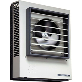 TPI Horizontal or Vertical Discharge Fan Forced Suspended Unit Heater F1F5105N - 5000W 208V 1 PH