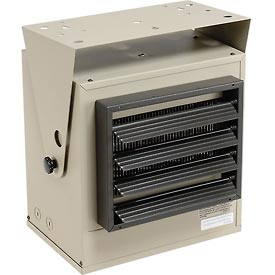 TPI Multi-Watt Fan Forced Unit Heater H3H5605T - 3750/5000W - 208/240V 3 PH