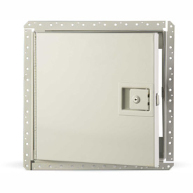 """Karp Inc. KRP-450FR Fire Rated Access Door for Drywall - Paddle Handle S/S, 24""""Wx24""""H, NKRPSDW2424PH"""