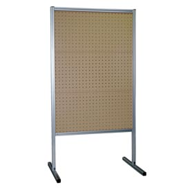 Kennedy Manufacturing - VTC Series - 50068TX - 3 Panel Double-Sided Toolboard Stand - Tan