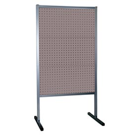 Kennedy Manufacturing - VTC Series - 50068UGY - 3 Panel Double-Sided Toolboard Stand - Gray