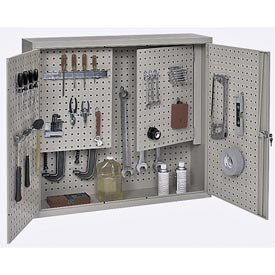 Kennedy® 50260UGY Wall-Mounted Cabinet - Gray