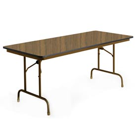 "Premier Folding Table with English Oak 30""Wx96""L"