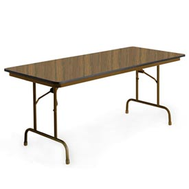 "Premier Folding Table with English Oak 36""Wx72""L"