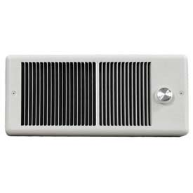 TPI Register Style Forced Wall Heater - HF4875T2RPW