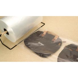 Clear Poly Tubing 6 mil, 13, 1 per Roll, Clear