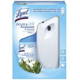 Neutra Air® Starter Kit Fresh Scent, Aerosol, 6.2 Oz. Aerosol 4/Case - RAC79830CT