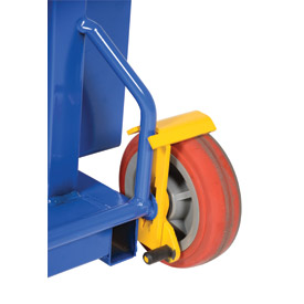 Optional Floor Lock LLW-FL for Vestil Lite Load Lift
