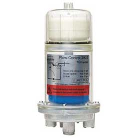 "Mitco P131-35M Flow Control 3/K-2 Oil De-Aerator, 1/4""NPT, 3 Floats, B100 Bio-Fuel Rating"