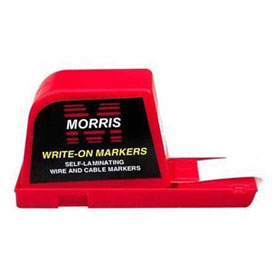 "Morris Products 21234, Write and Wrap Dispensers 3/4"" x 1-7/8"""