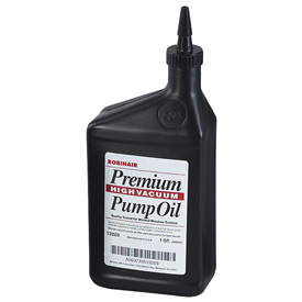 Robinair Premium High Vacuum Pump Oil - Min Qty 6