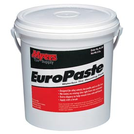 Europaste Lubricant For Alloy Wheels - 8 Lb. Bucket - Min Qty 4