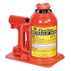 Low Profile Portable Hydraulic Jack - 12 Ton