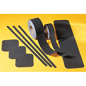 "Grit Heavy Duty Anti-Slip Tape - Black - 12""W"