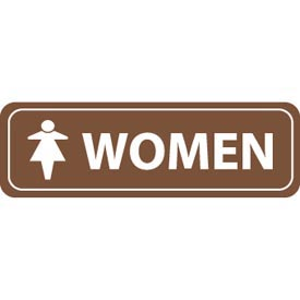 Architectural Sign - Women