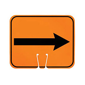 Cone Sign - Right Arrow